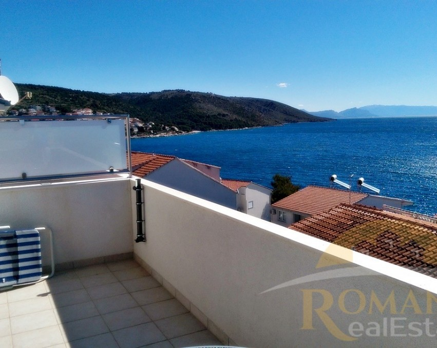 Apartment in Businci | Okrug gornji | Sea view | Sale