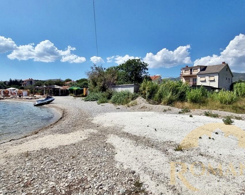 Haus in Kastel Stafilic/Resnik erste Reihe zum Meer