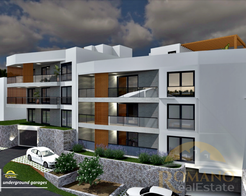 Luxury new building in Trogir - Balan - Apartment 1/4