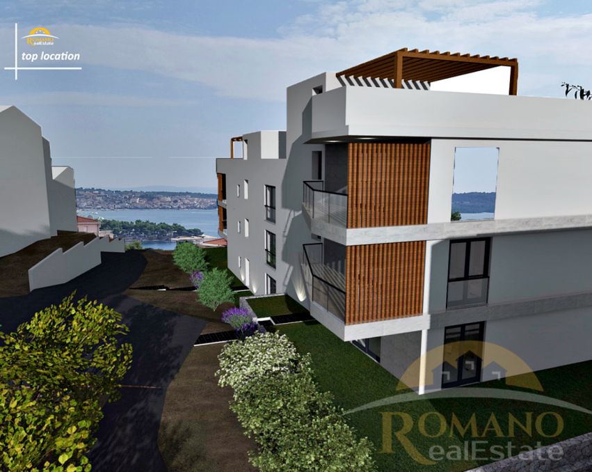 Luxury new building in Trogir - Balan - Apartment 1/5